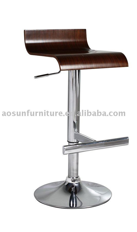 barstool/bent wood chair/bar chairs Model:S-9011