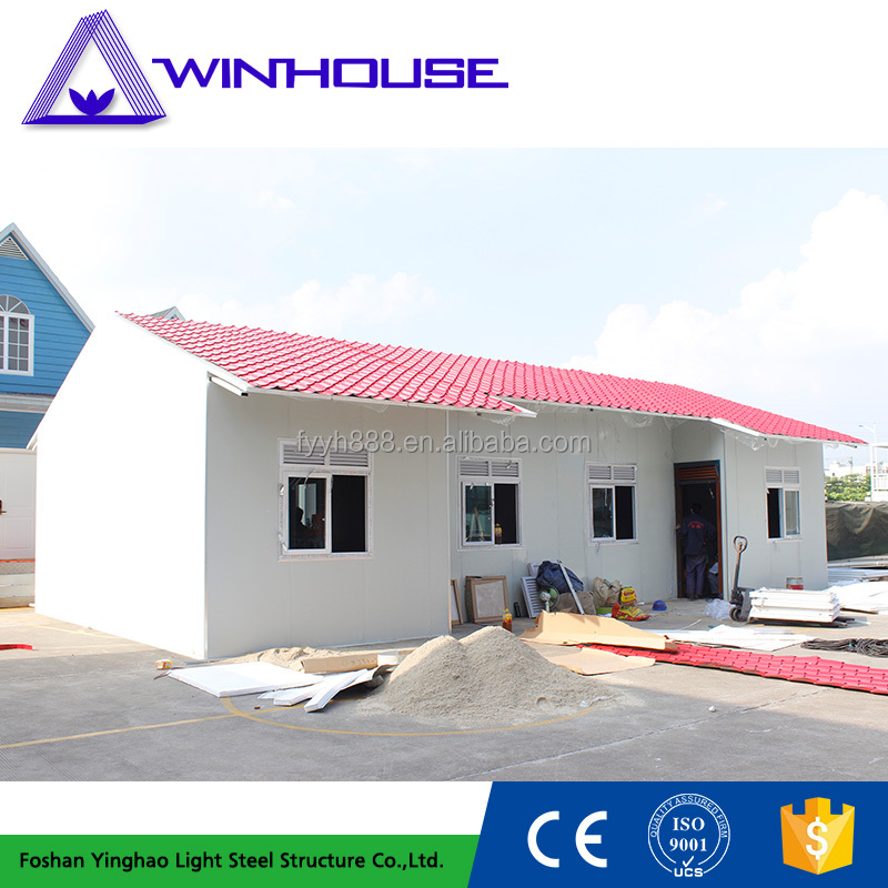Economic pre fabricated house