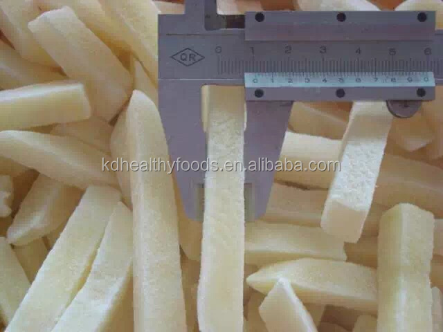 Frozen Potato strips