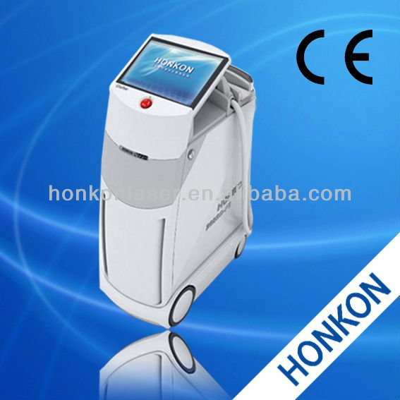-promotion!YILIYA-MV10!The cost -effective tattoo and pigmented lseeions removal beauty laser machine