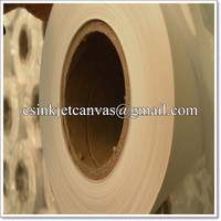 giclee printing cotton canvas roll/unprimed canvas rolls