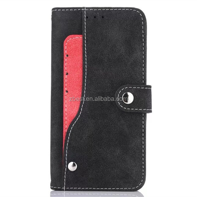 Denim Mobile phone Cover Wallet 360 Rotating Leather Stand Case For Samsung Galaxy Note 8 Leather Phone Case