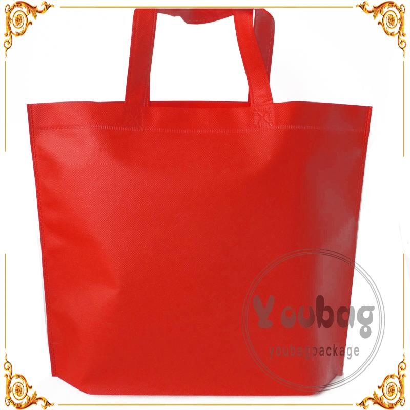 quilt shop/cloth/shoes promotion non woven bag for shopping