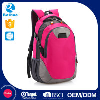 Top Sales Supplier Fashion Custom Made Backpacks
