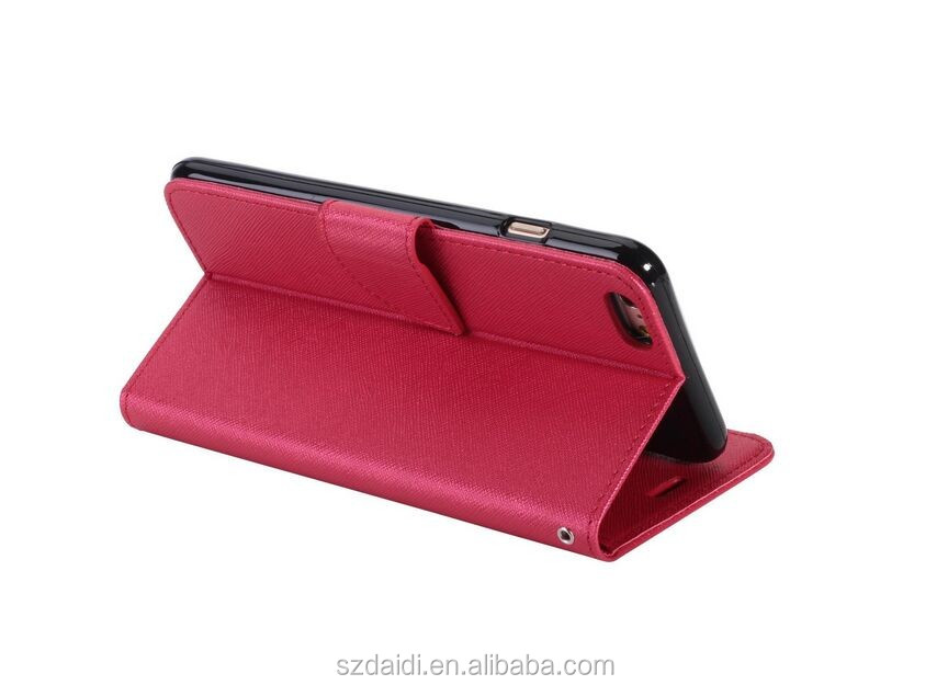 Wallet Leather Case with Card Slots & Wallet & Holder for iPhone5 SE