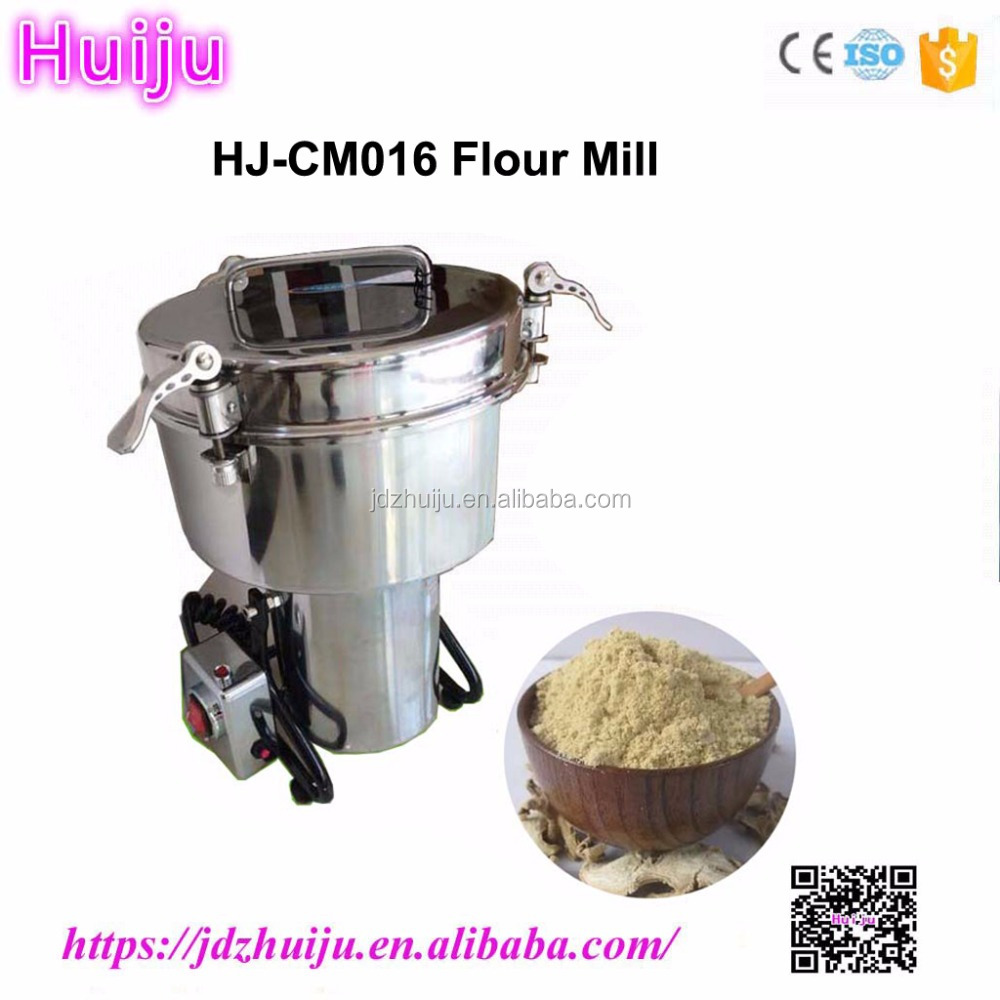 Commercial Grain Flour Mill Dry Chilli Grinding Machine for Sale HJ-CM016