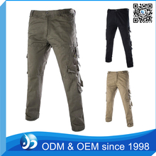 Fashionable Men Military Cargo Pants With Many Pockets