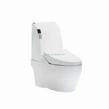 modern floor mounted intelligent toilet high toilets for elderly
