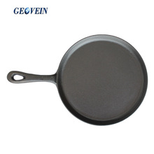 Non-stick Crepe Pan Cast Iron Indian Tawa Pan