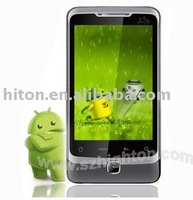 Cheapest 3.5 inch Android2.2 MediaTek MTK 6516 Mobile Phone or Cell phone cellphone or Handphone or Smart phone or Smartphone