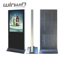 Super Slim 55 inch Wifi Staande Digitale Reclame Display