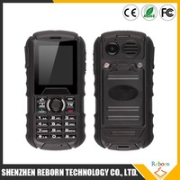 New Arriving H1 Outdoor Cell Phone Waterproof Shockproof Phone IP68 Rugged Phone
