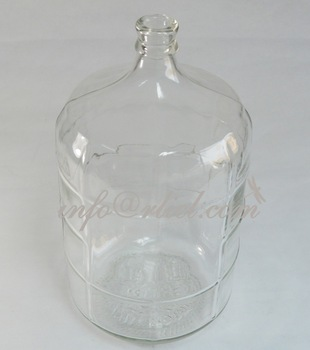 5 Gallon Glass Carboy, Home Brewery, Brewery equipment homebrew carboy