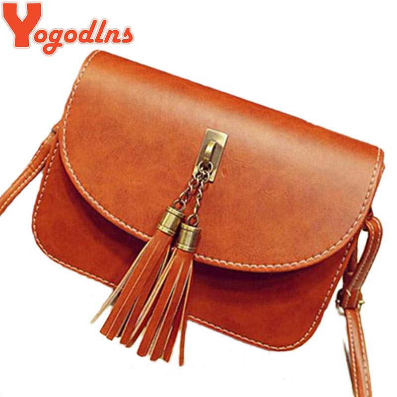 2016 Vintage Fashion shaping bag Small <strong>handbag</strong> mini messenger bag Women's <strong>handbag</strong> Tassel Flap bag Leather Women <strong>Handbag</strong>