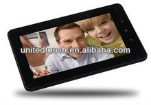 China manufacturer 7 inch tablet pc with 3g phone, Memory Card and bluetooth