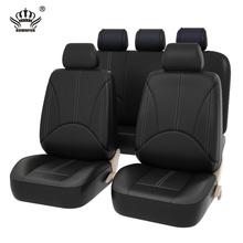 car interior accessories leather Eco-friendly elegant car seat cover