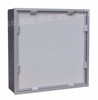 Changeable HEPA Filter in Knock-down Type for AHU/HVAC System and Clean Room