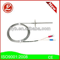 china thermistor probe pt1000 wire hk