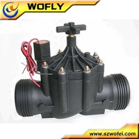 multi-purpose long electric wire lacthing coil 12v solenoid valve for irrigation