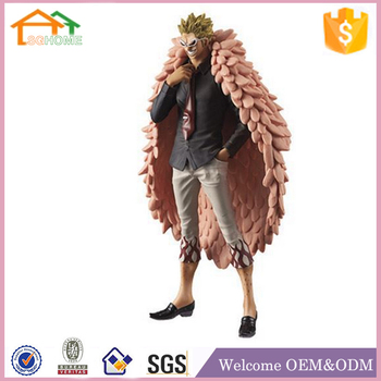 Factory Custom made best home decoration gift polyresin resin customized hot 3d printing anime figure