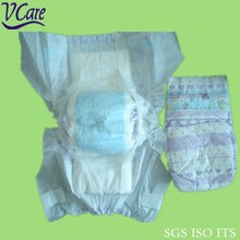 India Good quality Hot Sell Thick Economic Thick Baby Diaper Factory in China