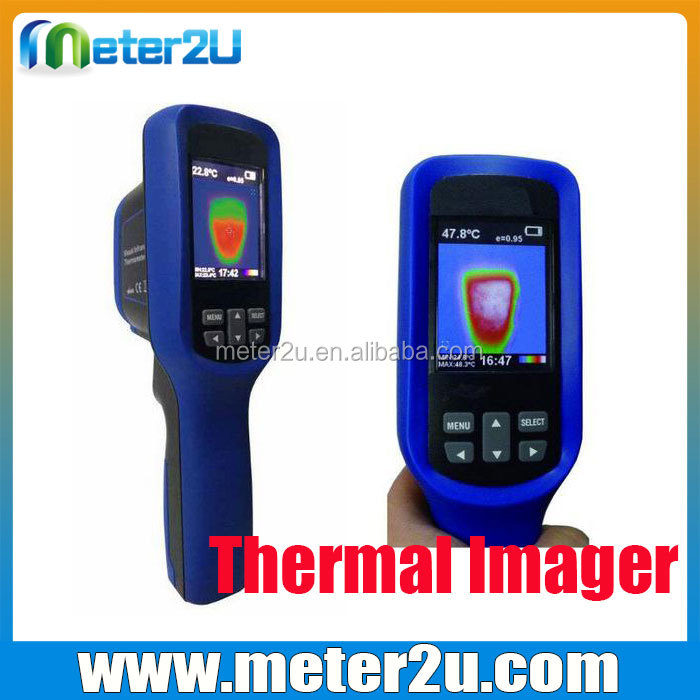 2017 cheap popular thermal imaging detector