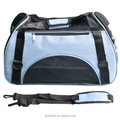 Soft Sided Pet Carrier Travel Bag for Small Dogs and Cats