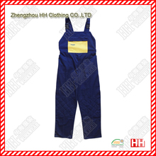 Mixed color european overalls work
