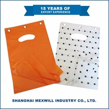 Compact Low Price Custom made plastic bag for laundry shop