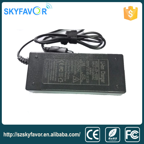 High power 36V 2.5A 3A USA Australia UK Russia plug industrial smart intelligent lead acid battery charger for golf cart