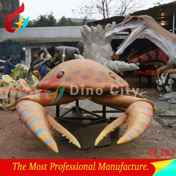 Custom made Ancient creatures Proganchelys animatronic animal