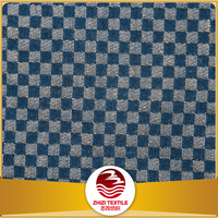 Shaoxing 80% polyester 20% cotton Wall decoration cloth / double wall covering fabric / wall upholstery fabric