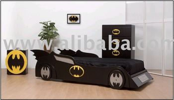 BATMOBILE BED