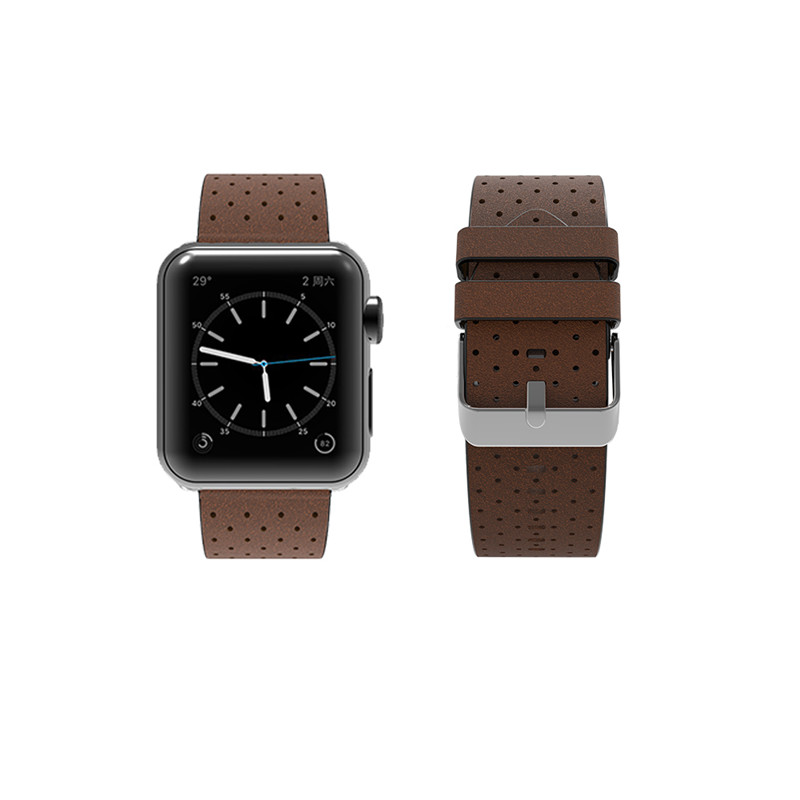 Hot Selling Classical PU Leather Band for Apple Watch , for Apple Watch Bands