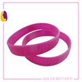Custom Cheap silicon wristband Manufacture