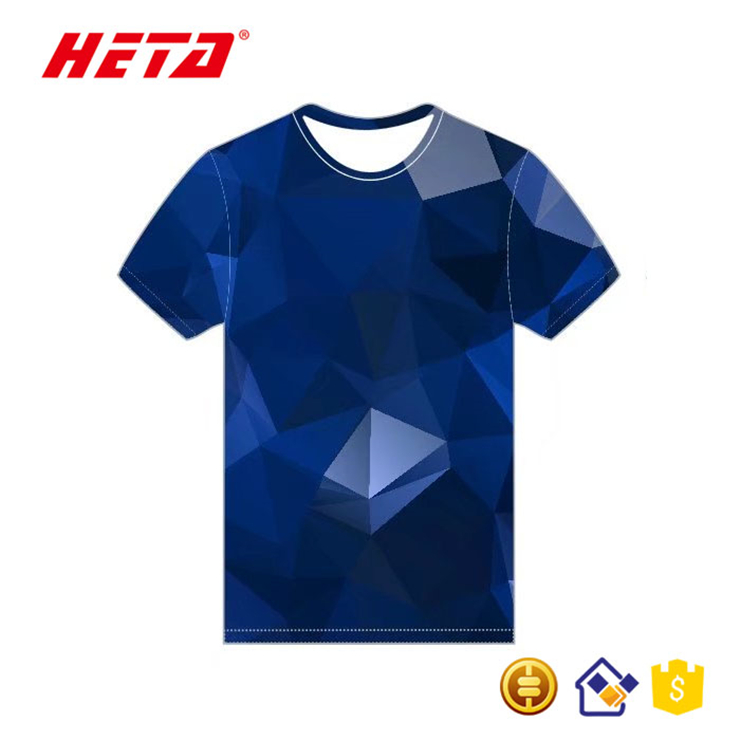 100% brand new Most popular custom made sublimation diy tall t-shirts wholesale