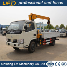 Factory directly export 2.5 3.2 4 5 6.3 ton hydraulic boom truck mounted crane