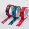 INTERWELL TP7114 Custom Washi Masking Paper Adhesive Tape DIY Printed Tape