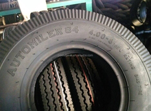 400-8 motorcycle tire for bajaj three wheel ROADUP MRF