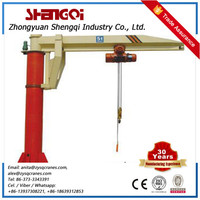 Workshop Competitive Arm Swing Jib Crane Price