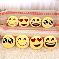 2015 year US super Best selling custom whatsapp emoji pillow