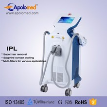 Apolomed ipl laser beauty with simple operation mode