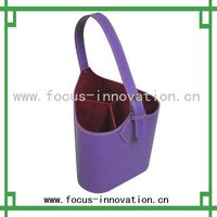 basket wine bottle carrier