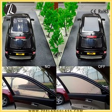 DC 12v Switchable black switchable film for car