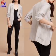 2017 New fashion office business women suit formal blazer jacket