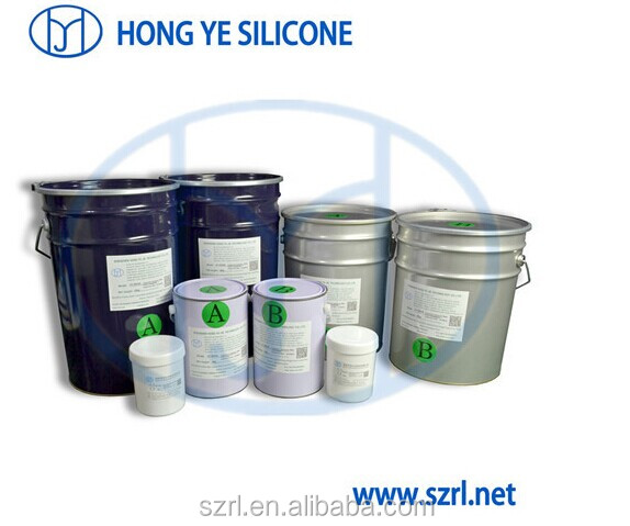RTV Silicone Rubber for Molds Making: Competitive with Smooth on, Dow Corning, Wacker, Blue Star, Polytek, KCC, ACC