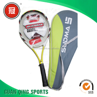 Advertising Logo Printed Custom Wholesale tennis racket price