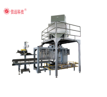 Xinyuan automatique 10 kg 15 kg 25 kg 30 kg 45 kg 50 kg sac d'emballage d'engrais machine