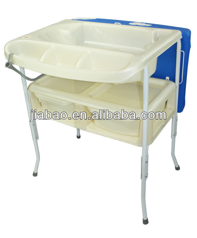 plastic cheap baby bathtub (with EN12221 certificate) baby product