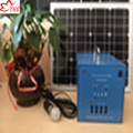 High quality low price 10W solar system with DC and USB Output